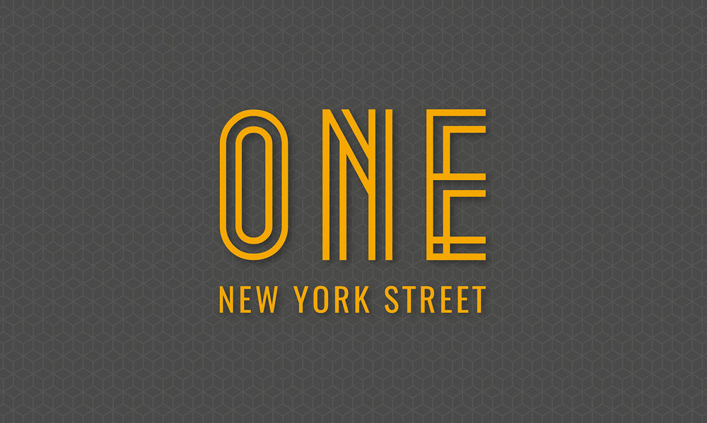 One New York Street Brand Identity