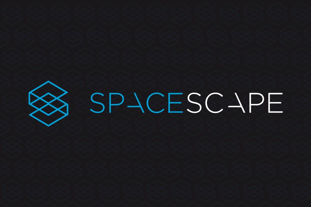 Spacescape brand identity