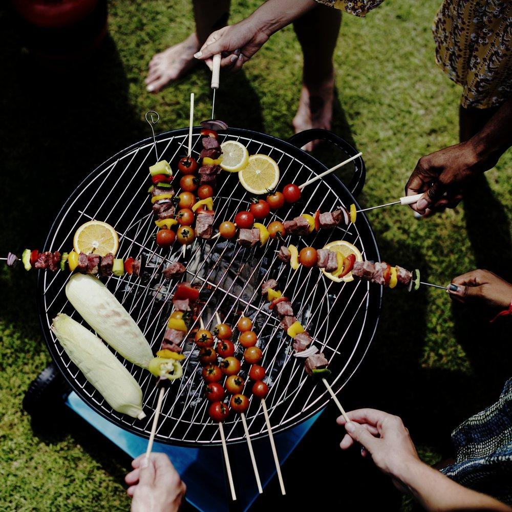 Backyard BBQs -