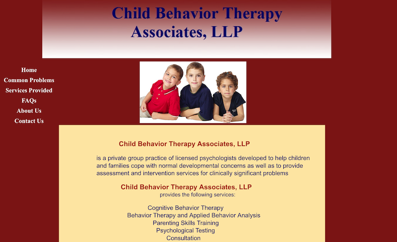 Child Behavior Therapy Associates - Dianne Newman PhD.png