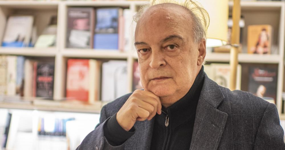 The writer Enrique Vila Matas / LENA PRIETO