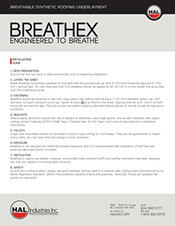 Breathex Installation Guide PDF