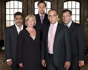 "Theo on TV - In 2005, Theo joined the popular TV show Dragons' Den and spent eight subsequent years as a stalwart of the show coining such favourite phrases with viewers as 'I'd rather stick pins in my eyes than invest in that!"". Throughout the seasons Theo invested in numerous small businesses and helped fledgling entrepreneurs develop their businesses in a wide variety of industries from consumer goods to online antique valuations. Theo left the TV show in 2012 to focus on his expanding retail empire."