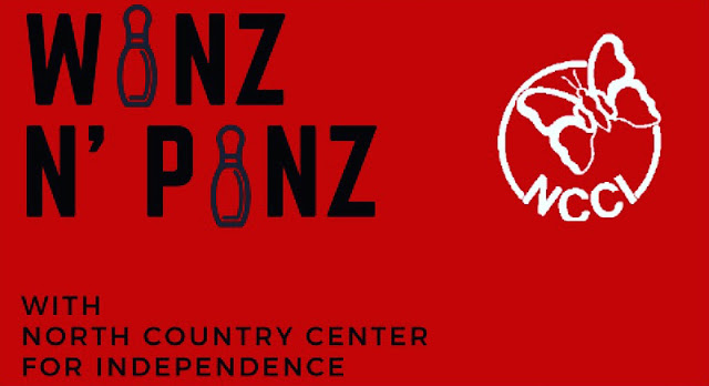 Winz N' Pinz with North Country Center for Independence
