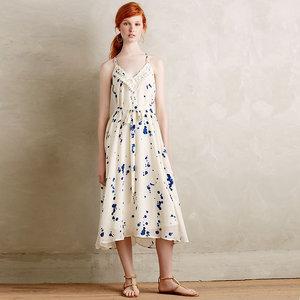 4ea07324e683 Maeve Inkdrop Midi Dress - size xs