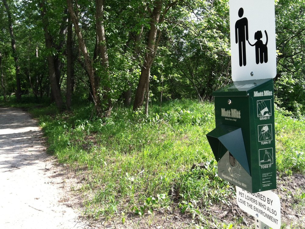 Bull Creek Trail pet waste station.jpg