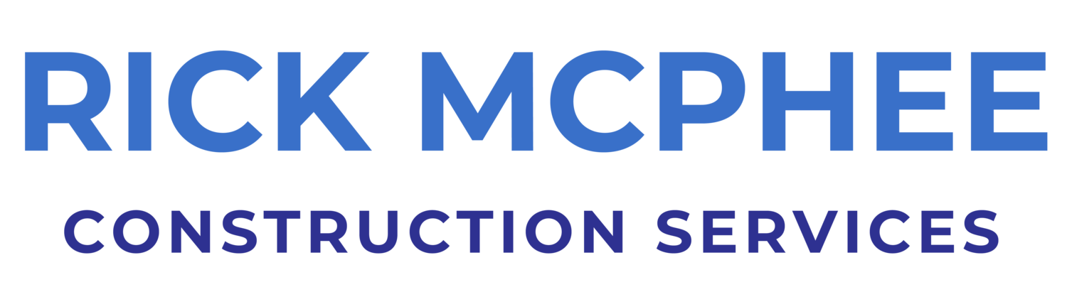 Rick McPhee // Construction Services