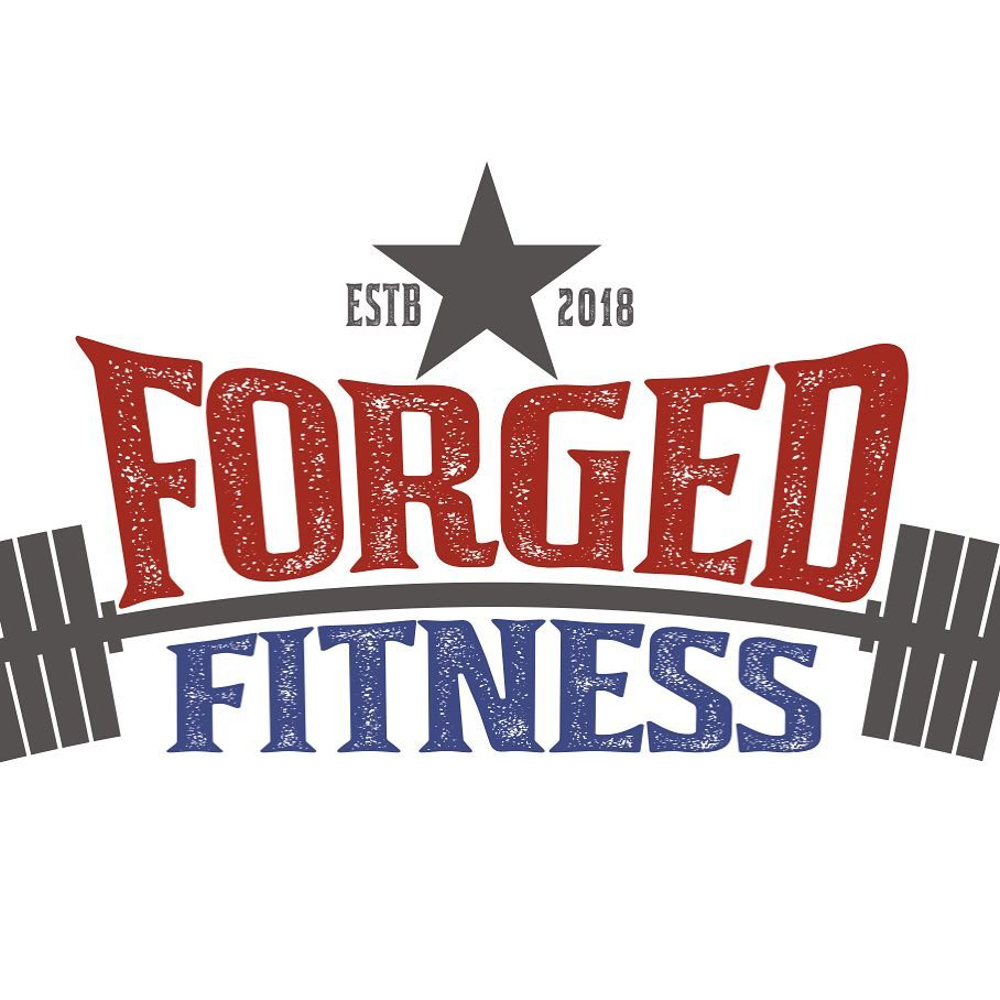 Personal Training & Lifestyle Health Coaching — Forged Fitness Gym