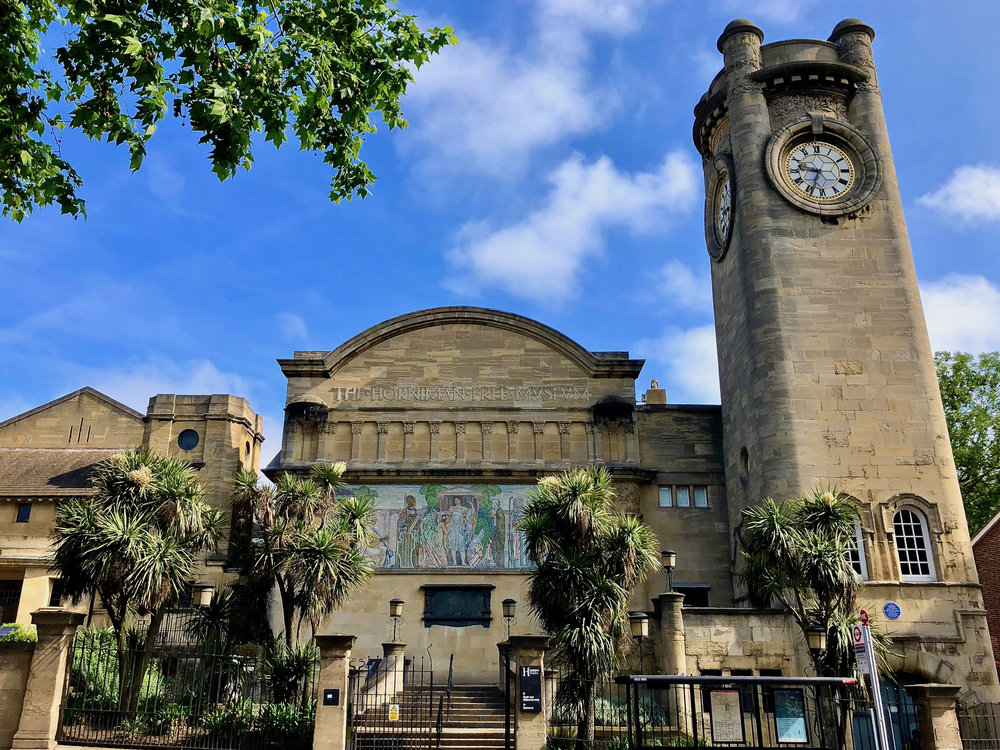 Horniman Museum, Forest Hill, London.