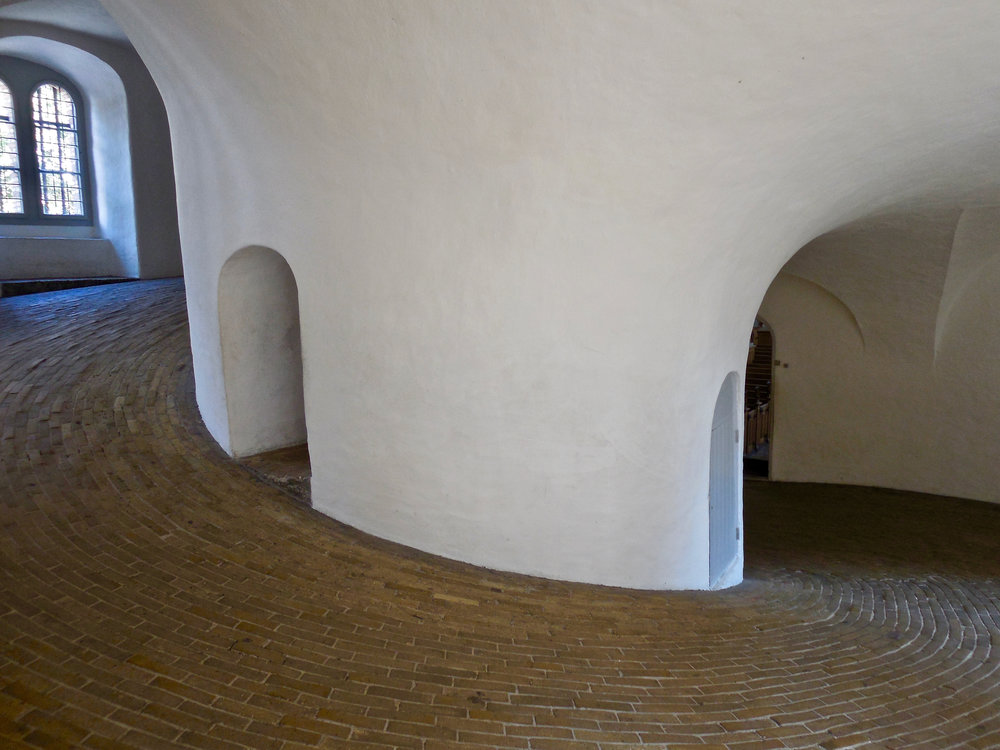Interior of the Round Tower