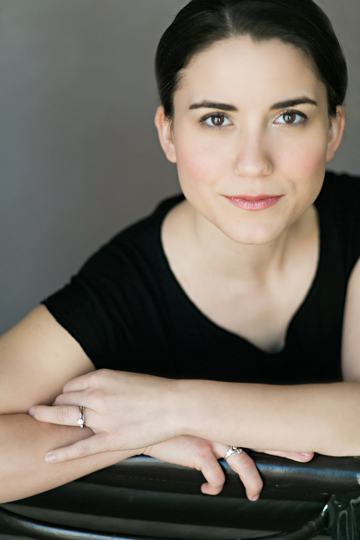 Joelle Harvey, Soprano. Photo Credit: Arielle Doneson
