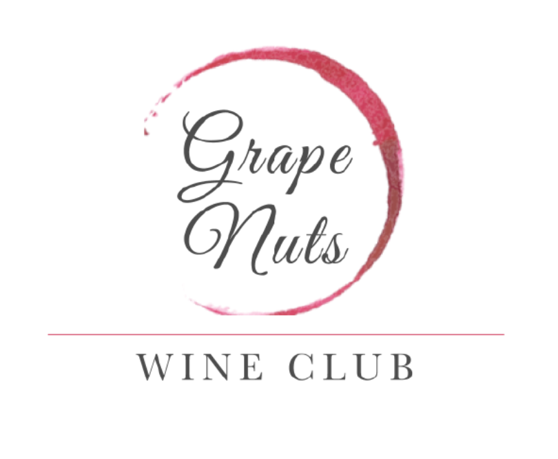 Grape Nuts re-design - This logo was also created along with a website I made for class within a one-hour timeframe