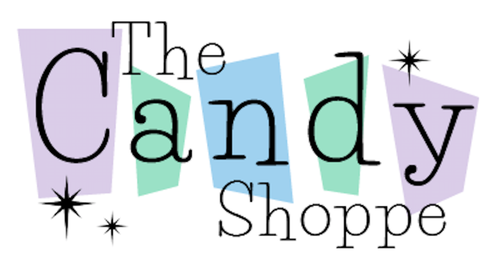 The Candy Shoppe - I created this logo, along with a style-guide for a fictional candy shoppe within a one-hour timeframe for class.see style-guide