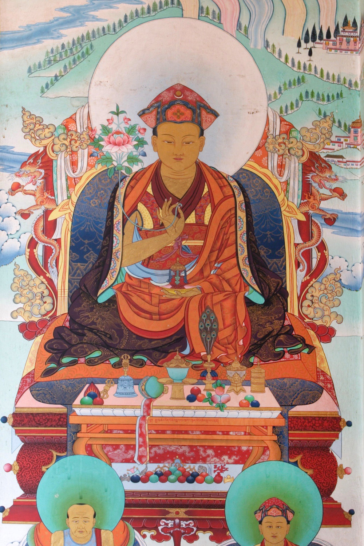 1st Shechen Gyaltsab Pema Sangdak Tenzin