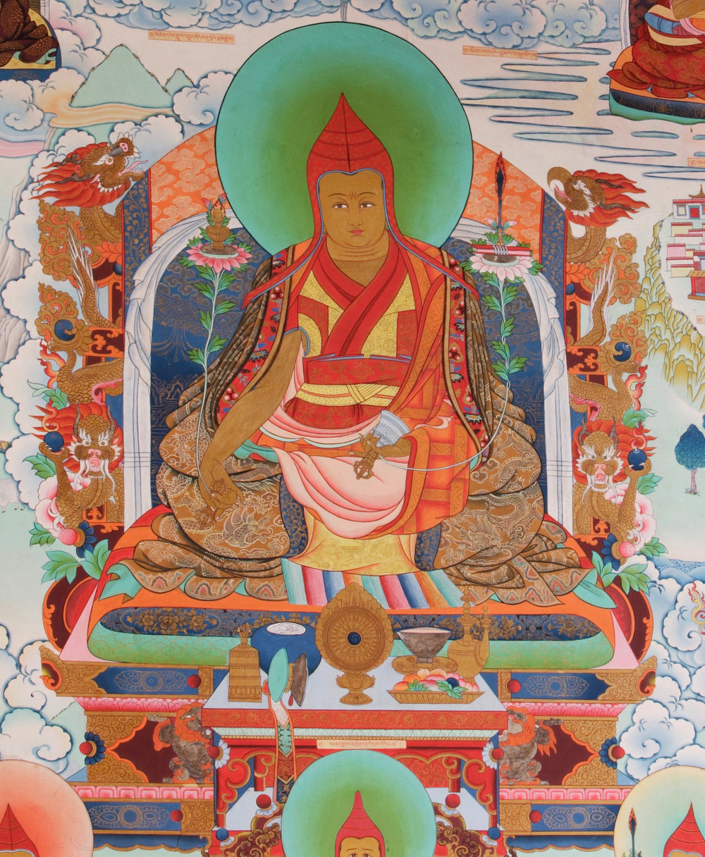 ✔️Jamyang Khyentse Wangpo