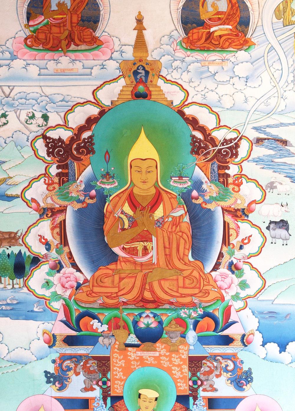 ✔️Je Tsongkhapa