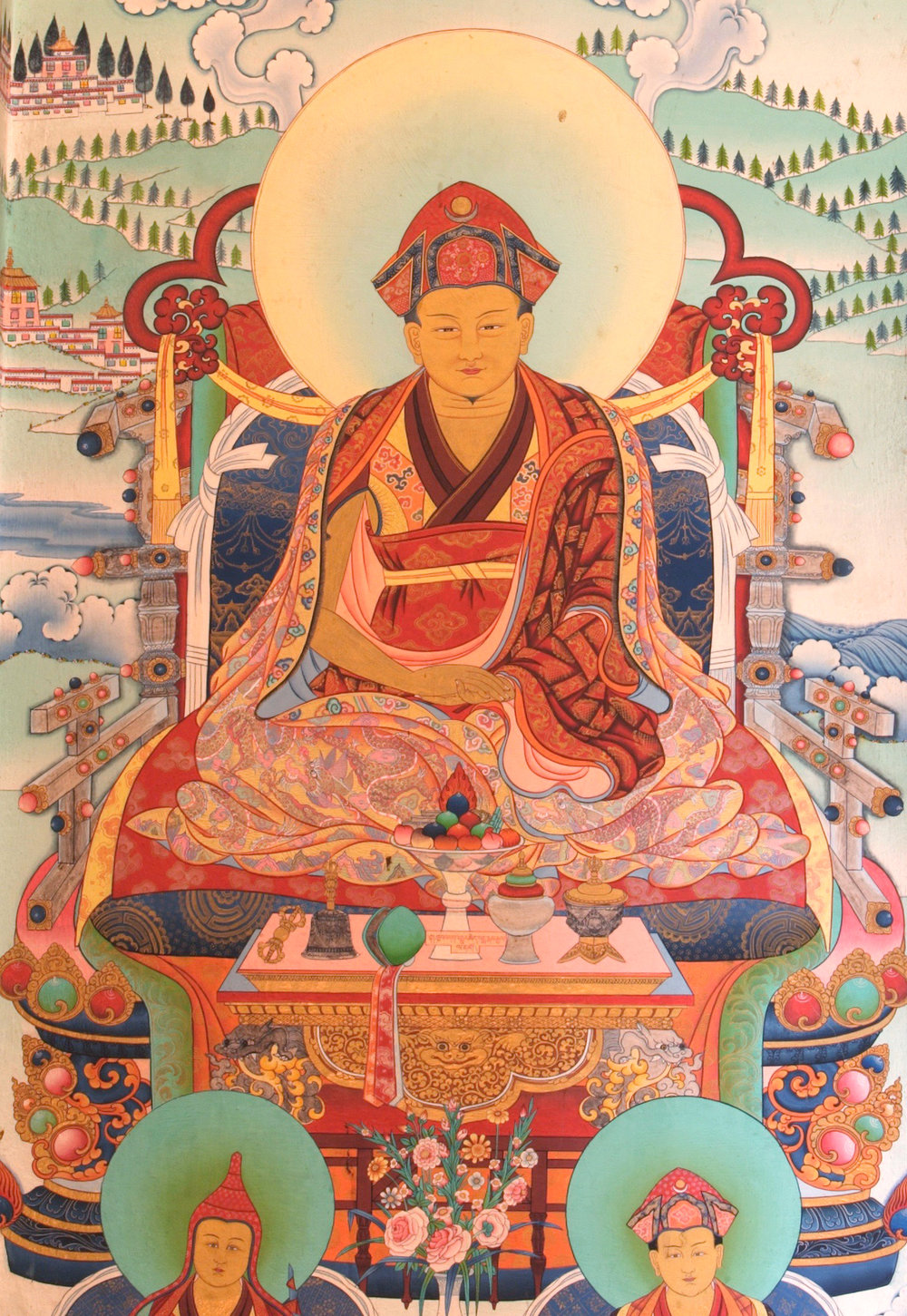 ✔️3rd Shechen Gyaltsab Gyurme Pema Namgyal
