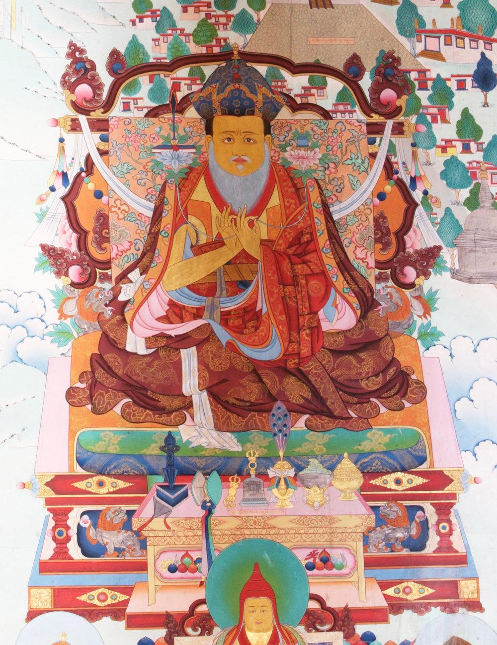 ✔️Mindrolling Terchen Gyurmed Dorje