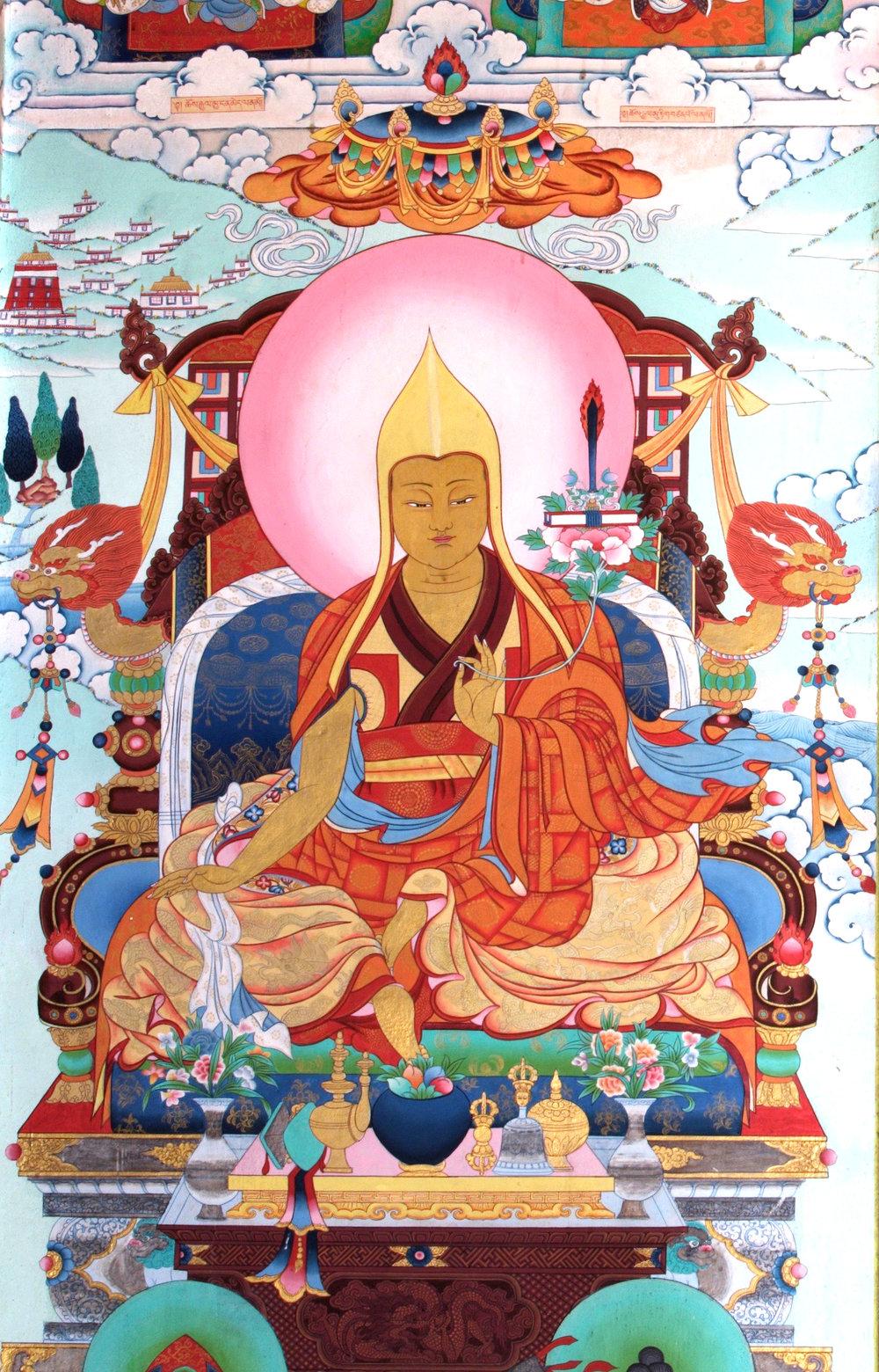 ✔️1st Shechen Rabjam (Tenpe Gyaltsen)