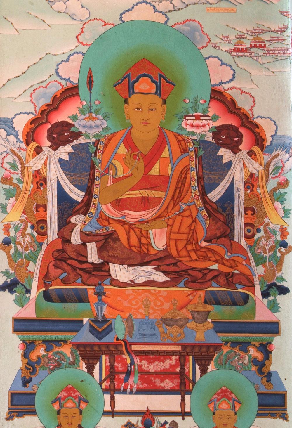 2nd Shechen Rabjam Gyurme Kunzang Namgyal