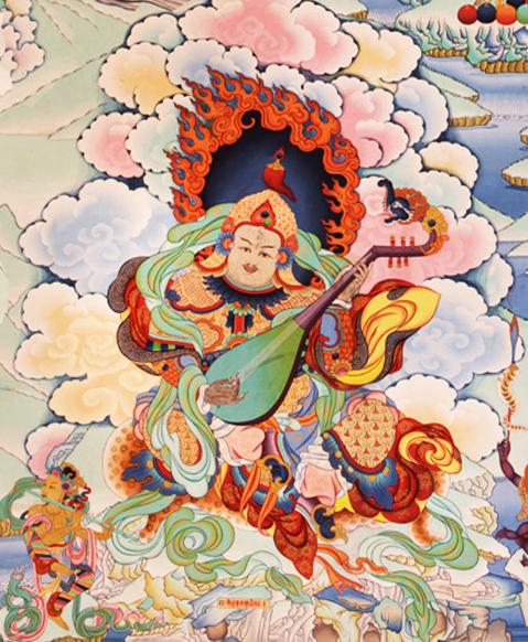 ✔️King of the East (Dhritarashtra)