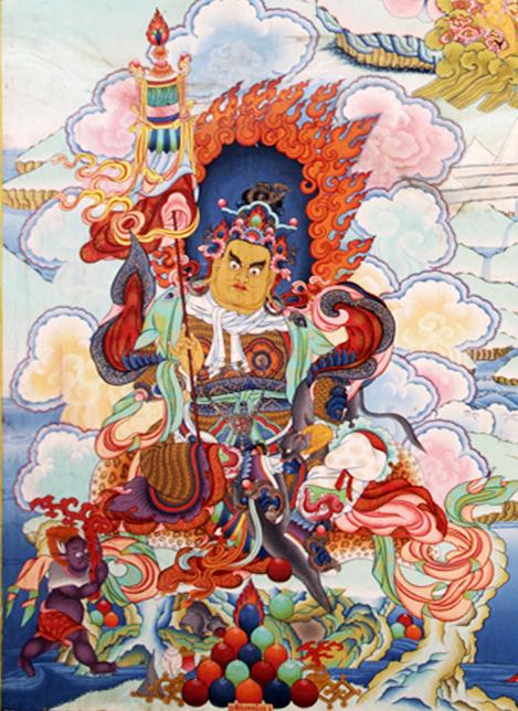 ✔️King of the North (Vaishravana)