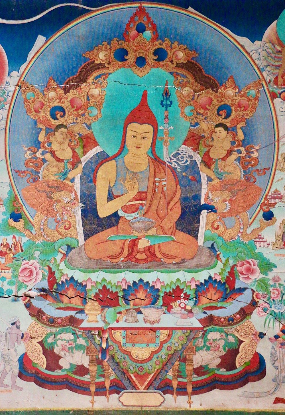 ✔️Guru Padmasambhava