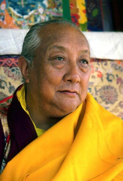 Dilgo Khyentse Rinpoche