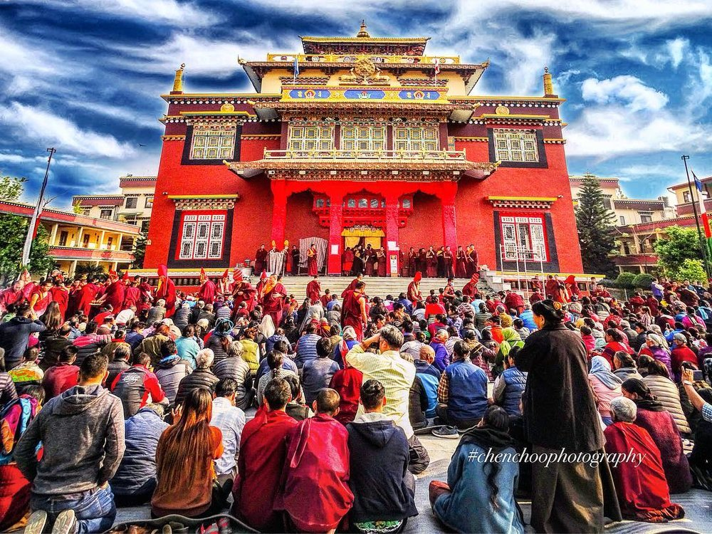MONASTERY REPAINTED WITH CROWDS.JPG