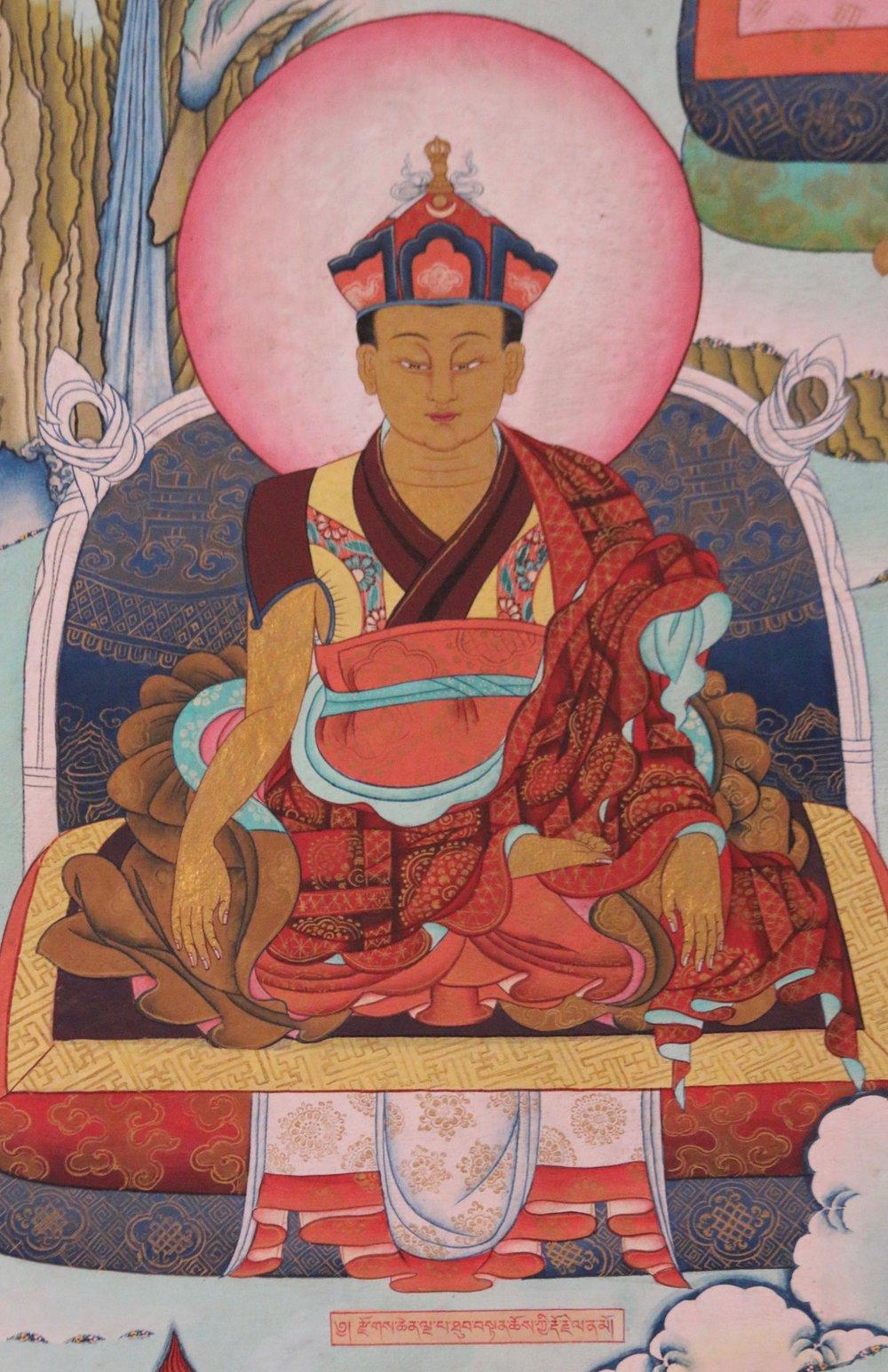 5th Dzogchen Thubten Chokyi Dorje