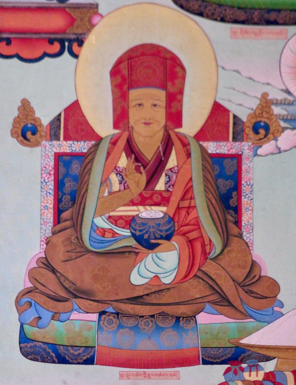✔️ 10th Trungpa Chokyi Gyaltsen