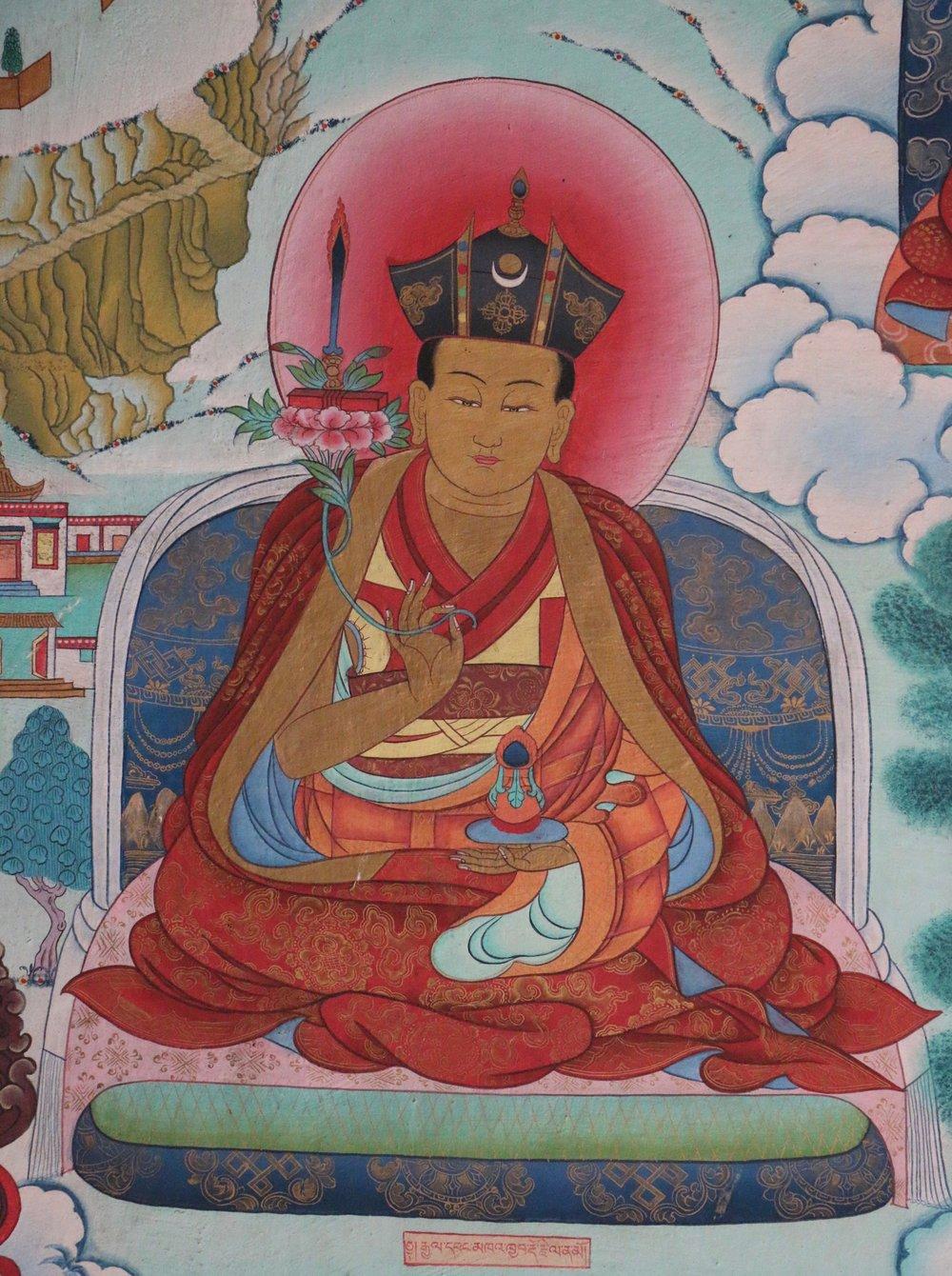 第十五世噶瑪巴 卡恰多傑