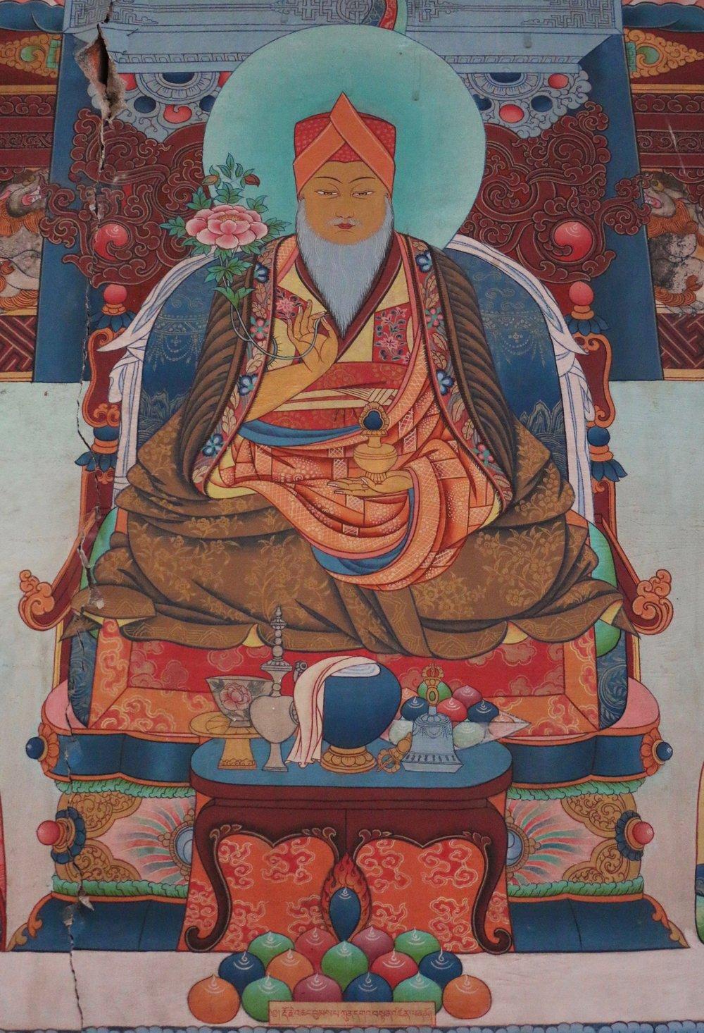 Jampa Kunga Tenzin