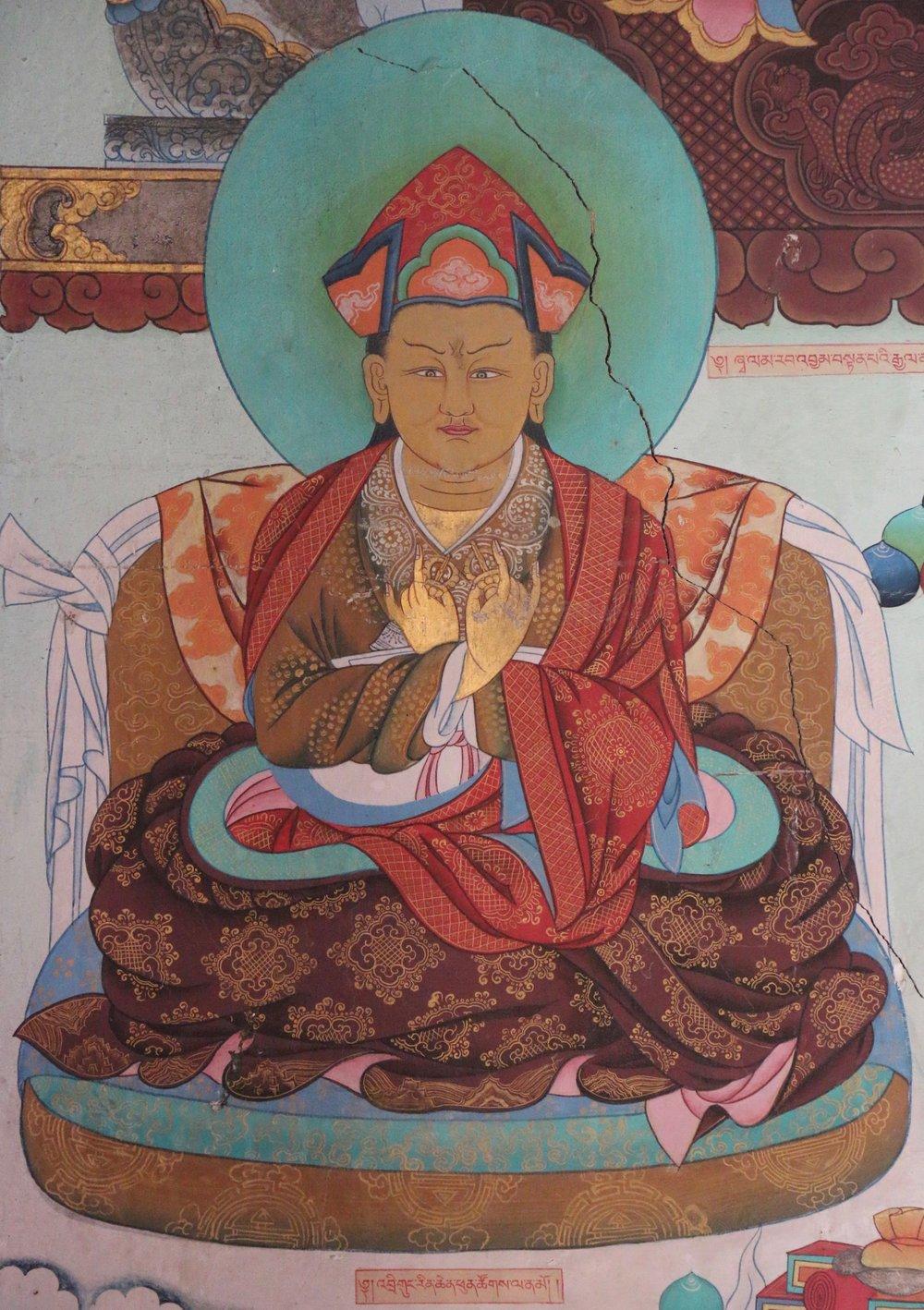 Drikung Rinchen Phuntsok