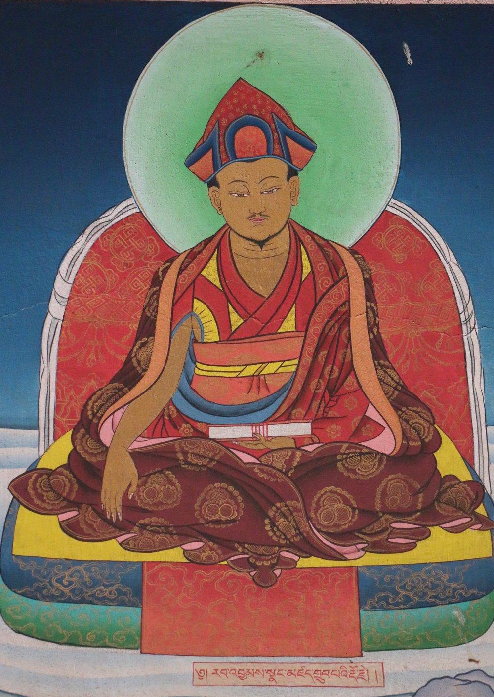Gyurme Kunzang Tenpé Nyima (aka Nangdzé Drubpé Dorje