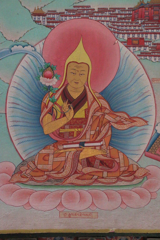 Gyaltsab Je Dharma Rinchen