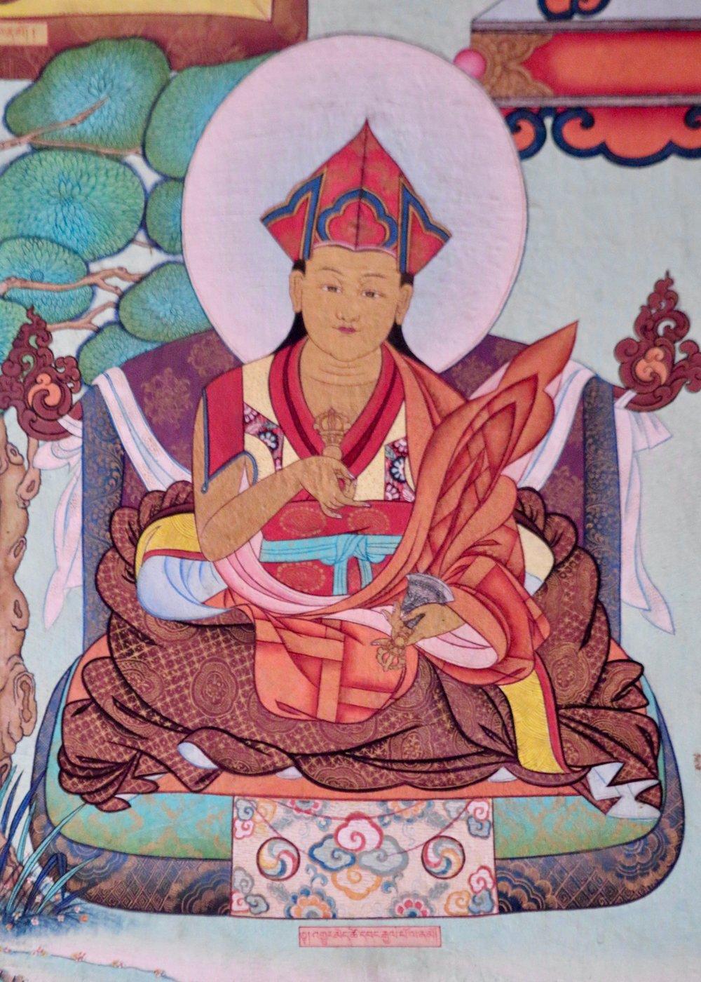 Gyurme Tsewang Gyalpo