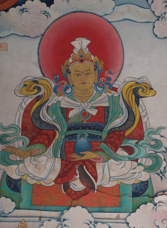 藏王牟如贊普