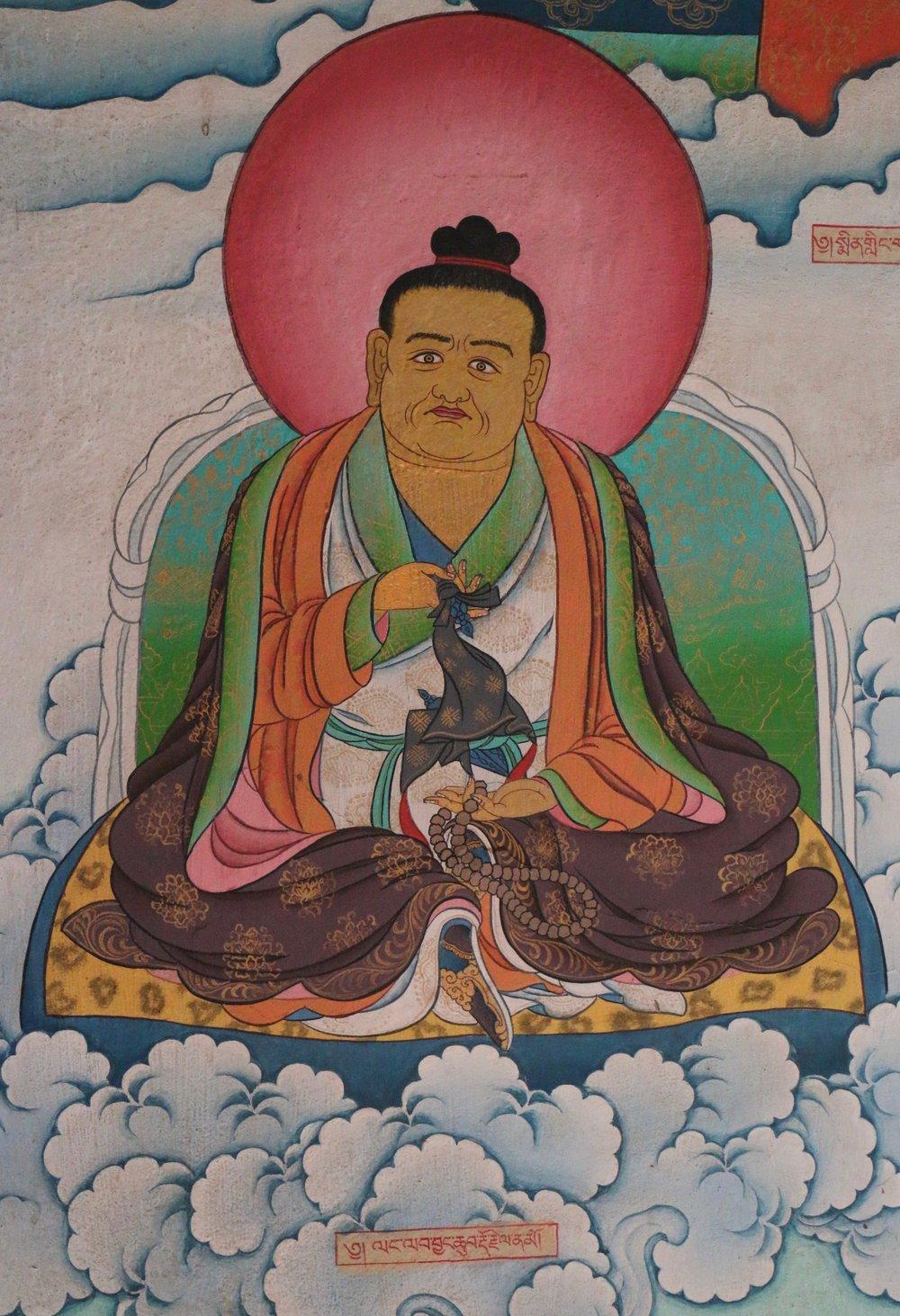 Langlab Changchub Dorje