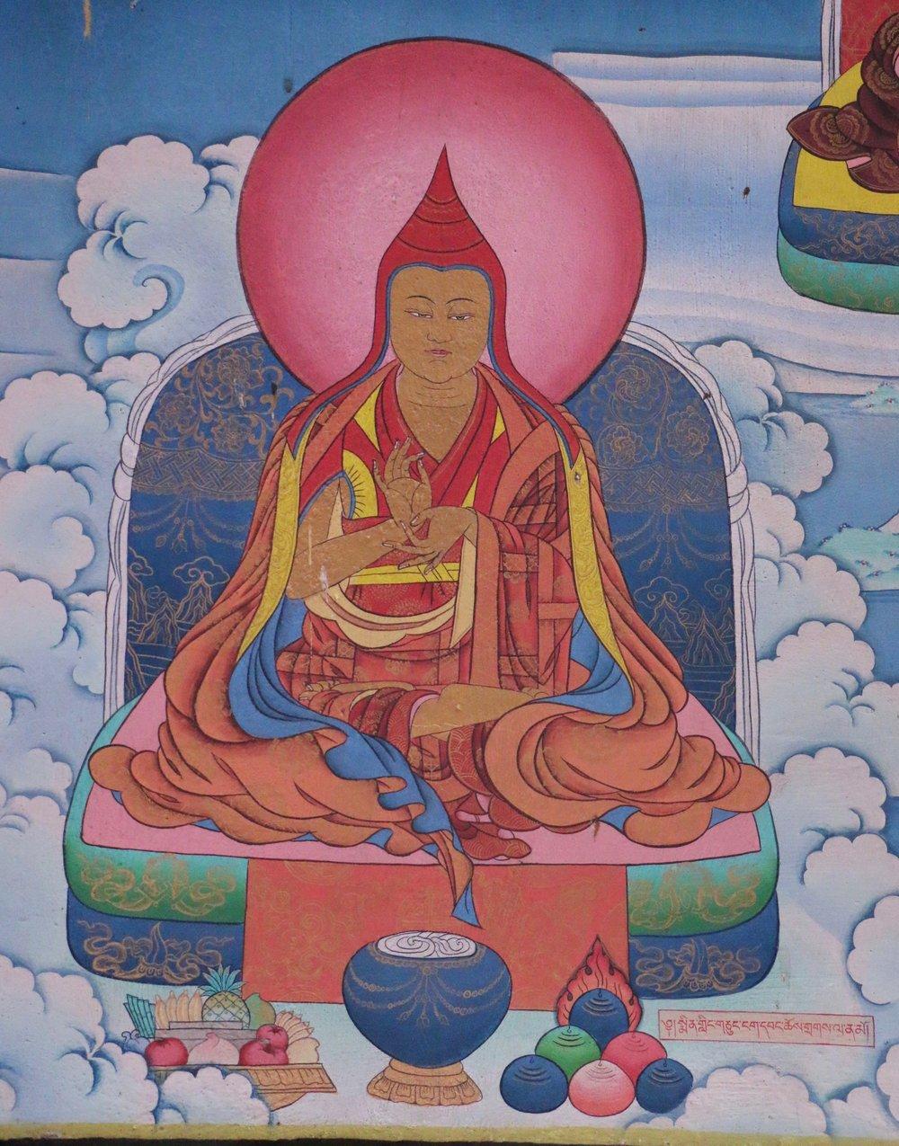 Mindrolling Chung Ngawang Chodrak
