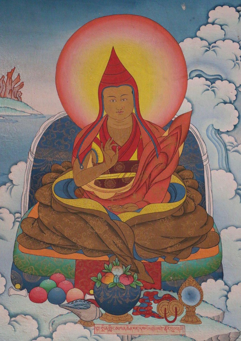 Mindrolling Khenchen Ngawang Khyentse Norbu
