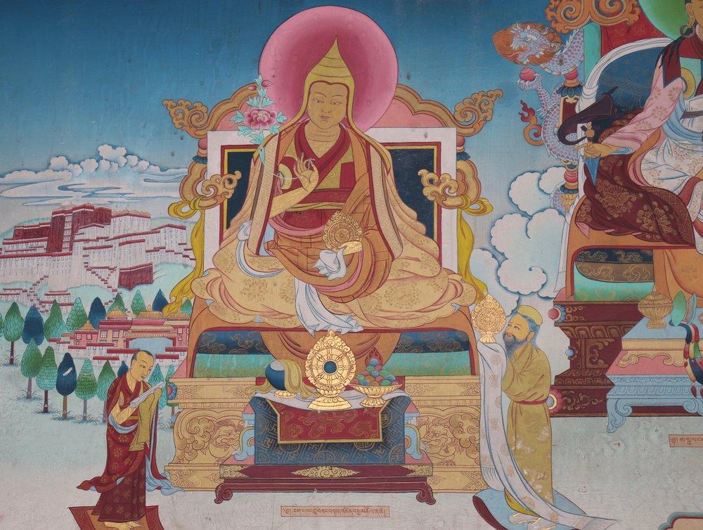 Ngawang Losang Tenzin Gyatso