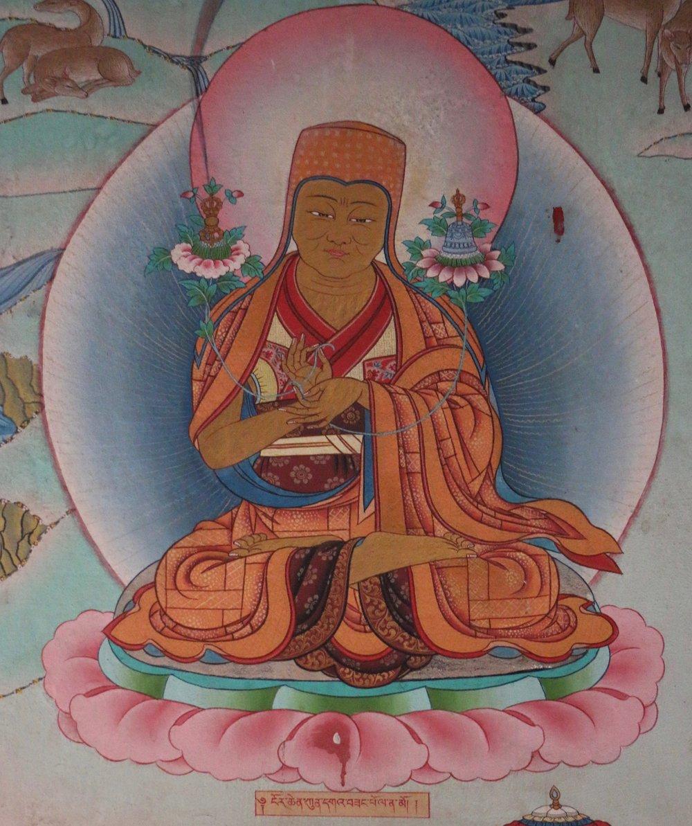 Ngorchen Kunga Sangpo