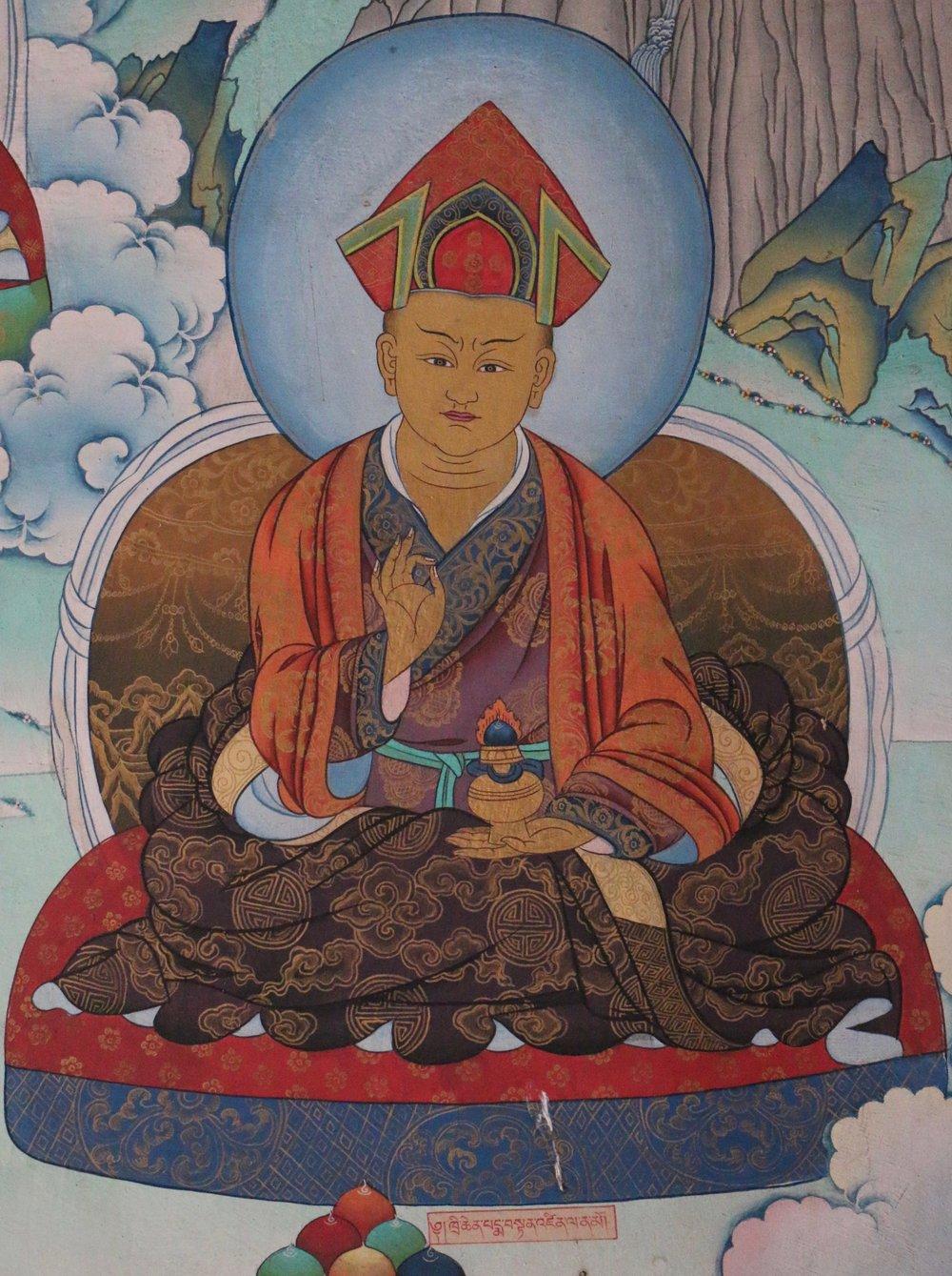 Thirchen Pema Tenzin