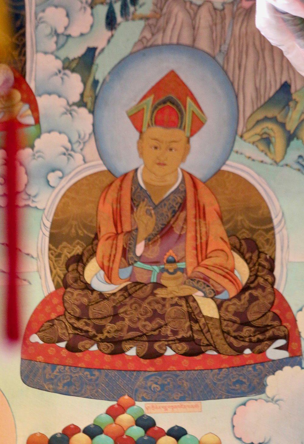 Trechen Pema Tenzin