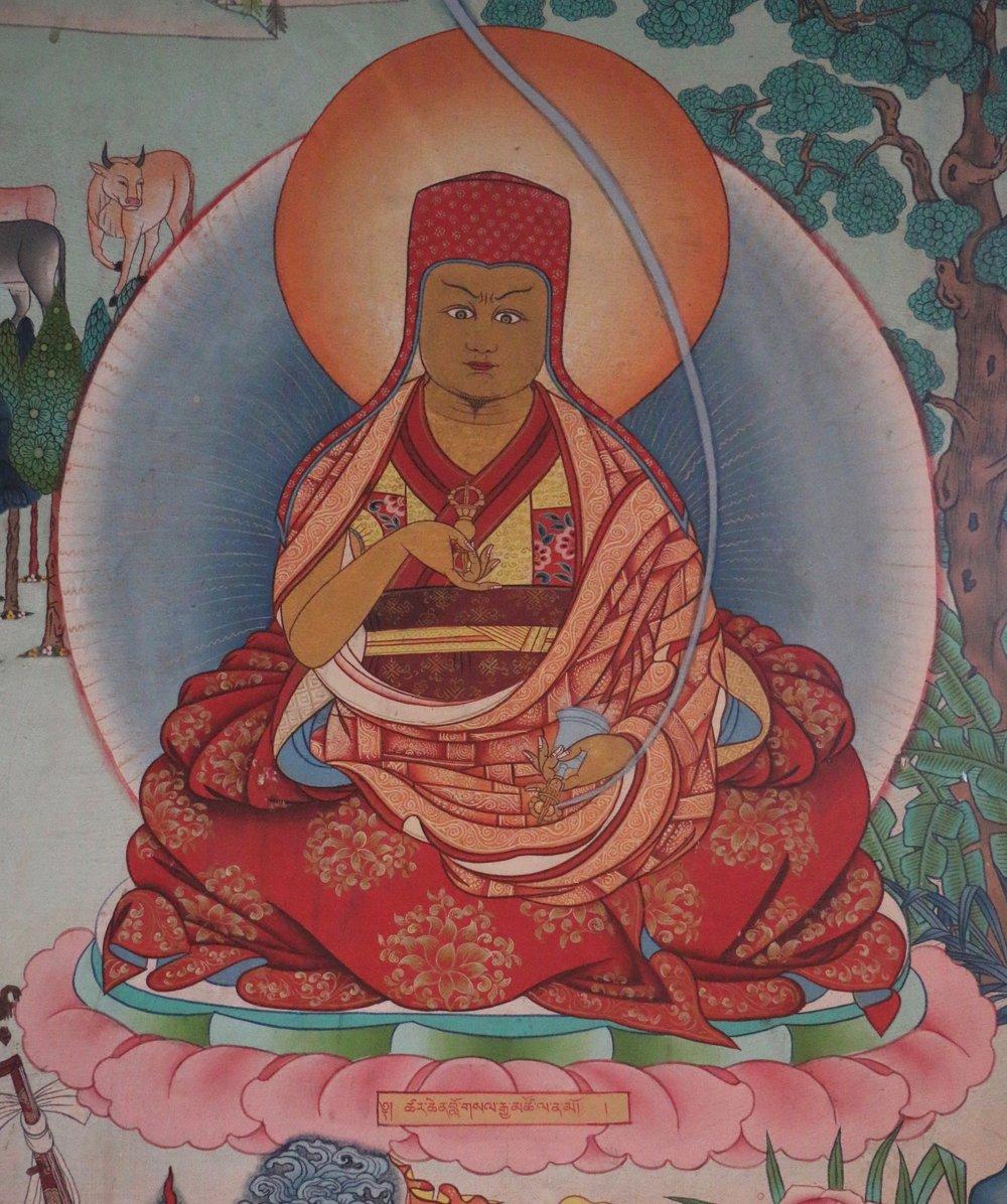 Tsarchen Losel Gyatso