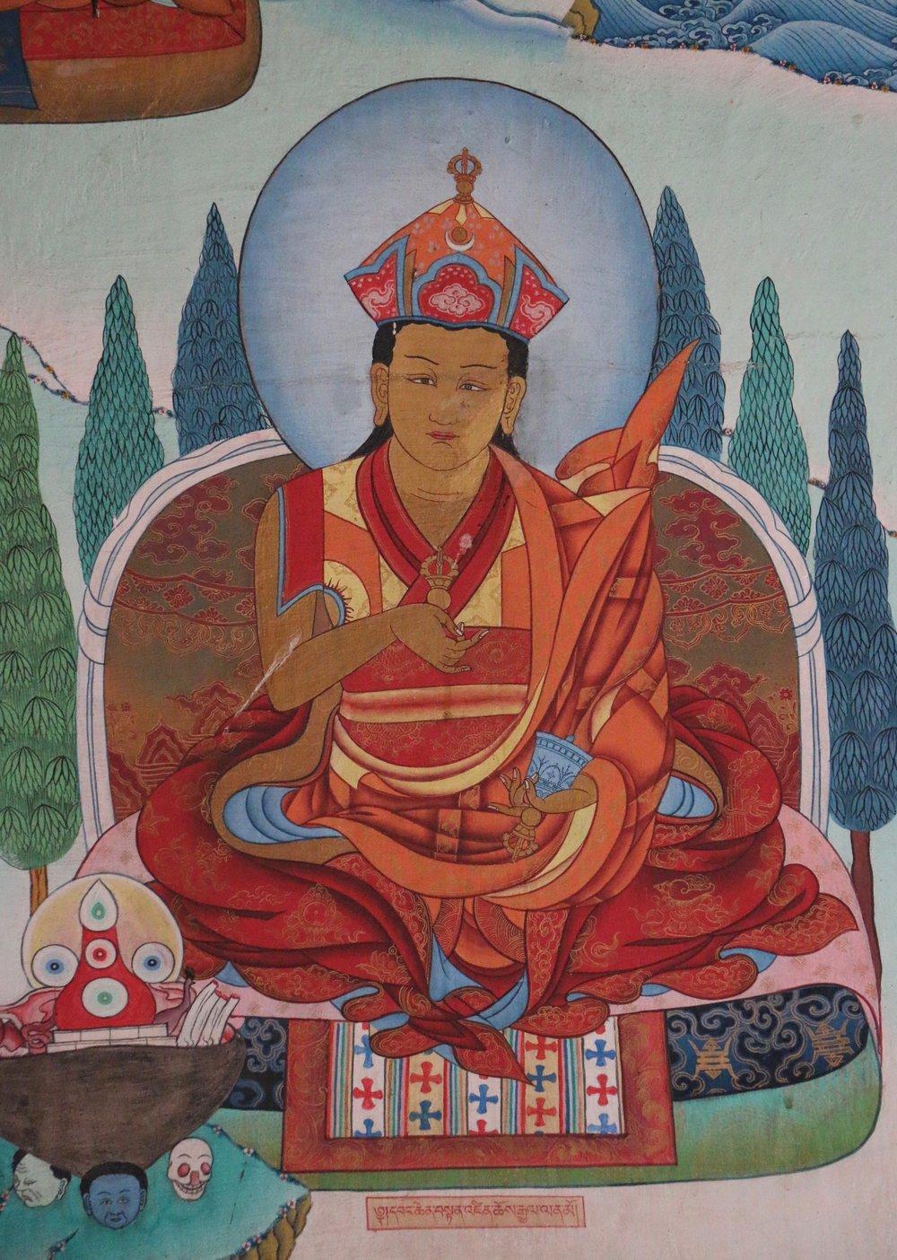 Wangchen Tenzin Chogyal