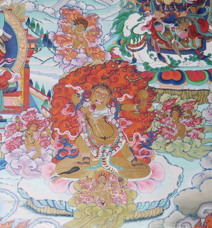 ✔ Duthro Lhamo