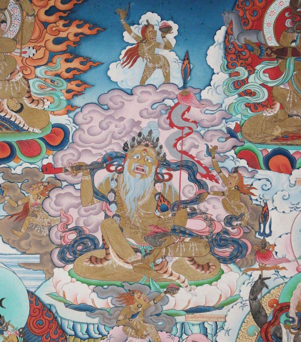 婆羅門怙主(袞波謝章)