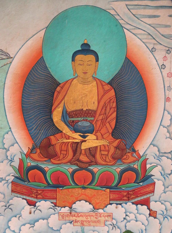 無量壽佛(薩迦十三金法傳承)